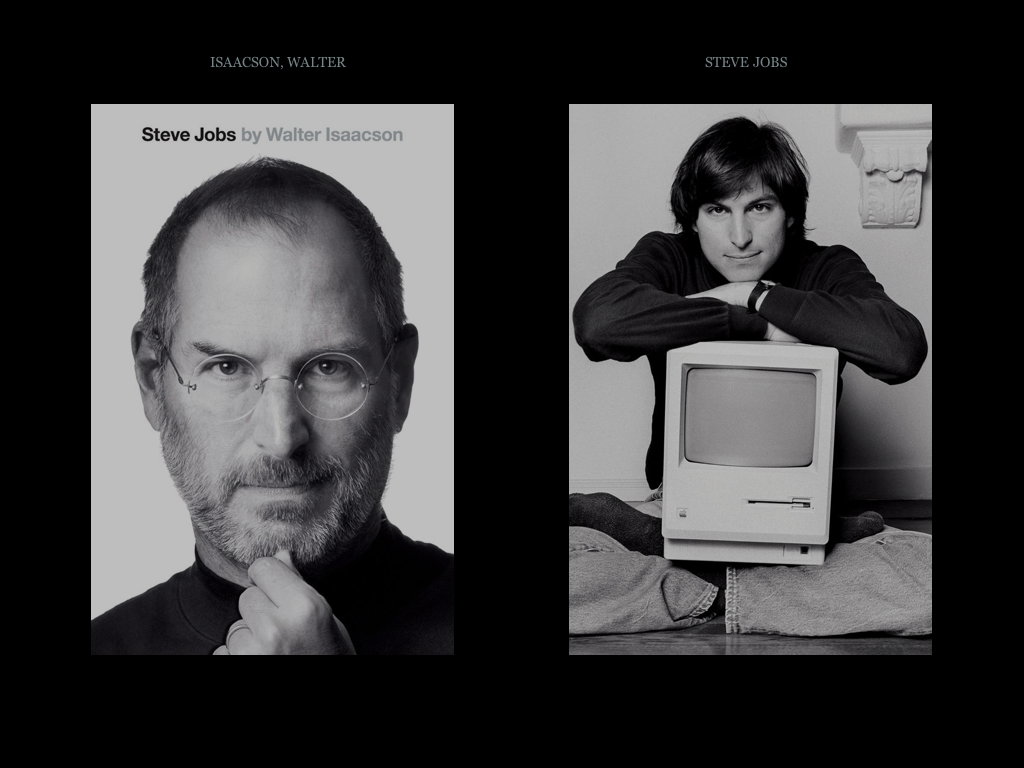 Books about Steve Jobs - Biography by Walter Isaacson